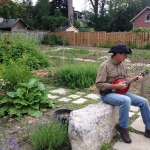 Music in the Garden!