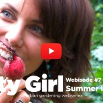 PNG featured in urban gardening webseries Dirty Girl